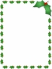 Christmas_holly_border_page