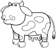 Cow_outline