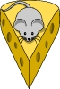 cartoon_mouse_on_top_of_a_cheese