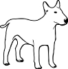 dog_outline