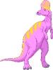 Lambeosaurus_pink