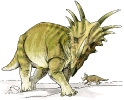 Styracosaurus_dinosaur
