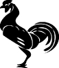 rooster_silhouette