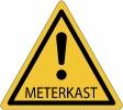 elektrisch gevaar - Meterkast