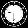 klok 9u30