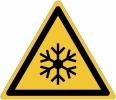 Lage temperatuur, vorstcondities