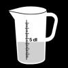 maatbeker halve liter 5