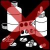 medicatie kruis rood