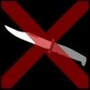 mes 2 kruis rood