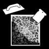 mozaiek voegen