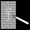 muur tekenen