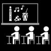 muziekklas
