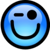 glossy_smiley_blue_wink