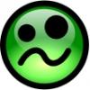 glossy_smiley_green_crazy