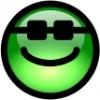 glossy_smiley_green_glasses