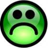 glossy_smiley_green_sad