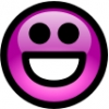 glossy_smiley_pink_smile