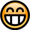 glossy_smiley_yellow_toothy_smile