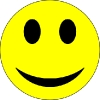 smiley__Yellow_and_Black