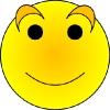 smiley_eyebrows_smiling