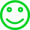 smiley_face_simple_green