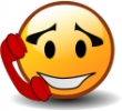 smiley_on_phone