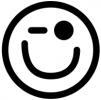 smiley_outline_wink